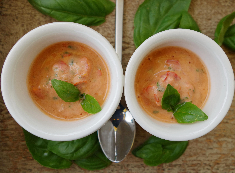 kalte Tomatensuppe zuppa fredda di pomodorini DSC05187a
