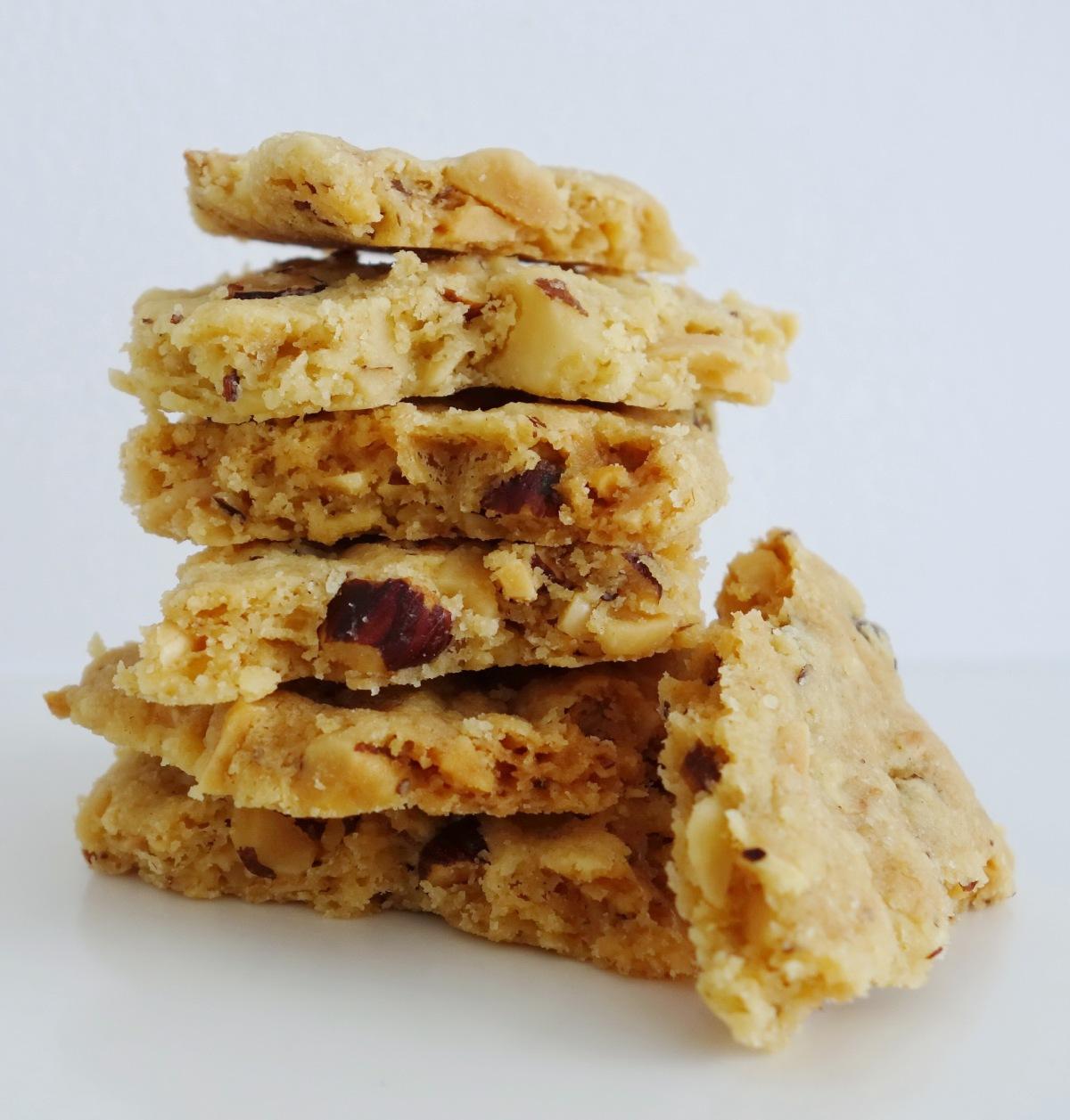 Wild Crispy Cookies