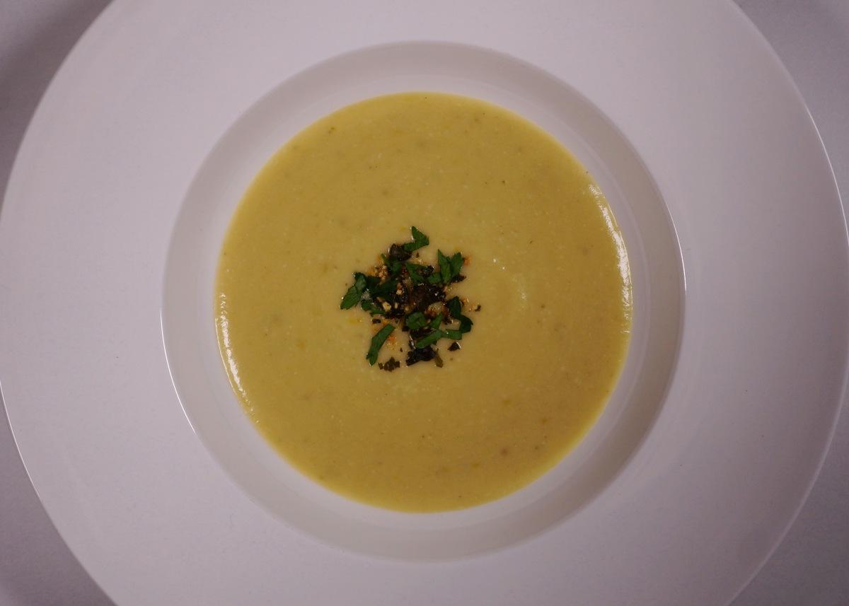 Navet-würzig herbstliche Rübchensuppe