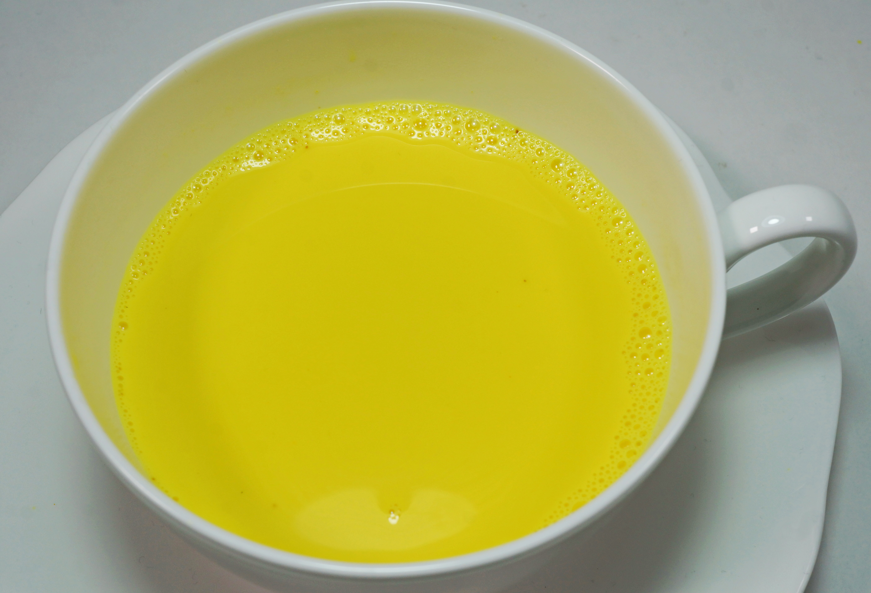 goldene Milch Kurkuma Latte Golden Milk.JPG