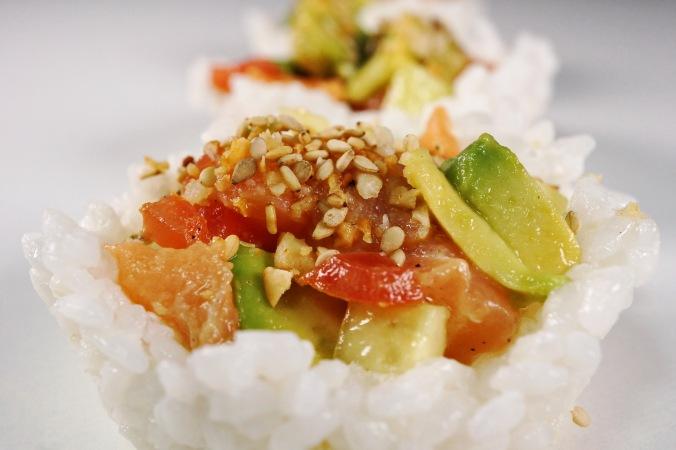 Sushi Muffins Sushi Cups Sushi Taler DSC05195a.JPG