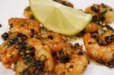 Shrimps mit Kampotpfeffer Kambodscha DSC04690a