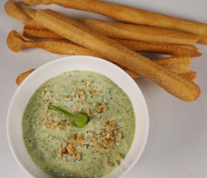Zucchini Joghurt Dip DSC07034a