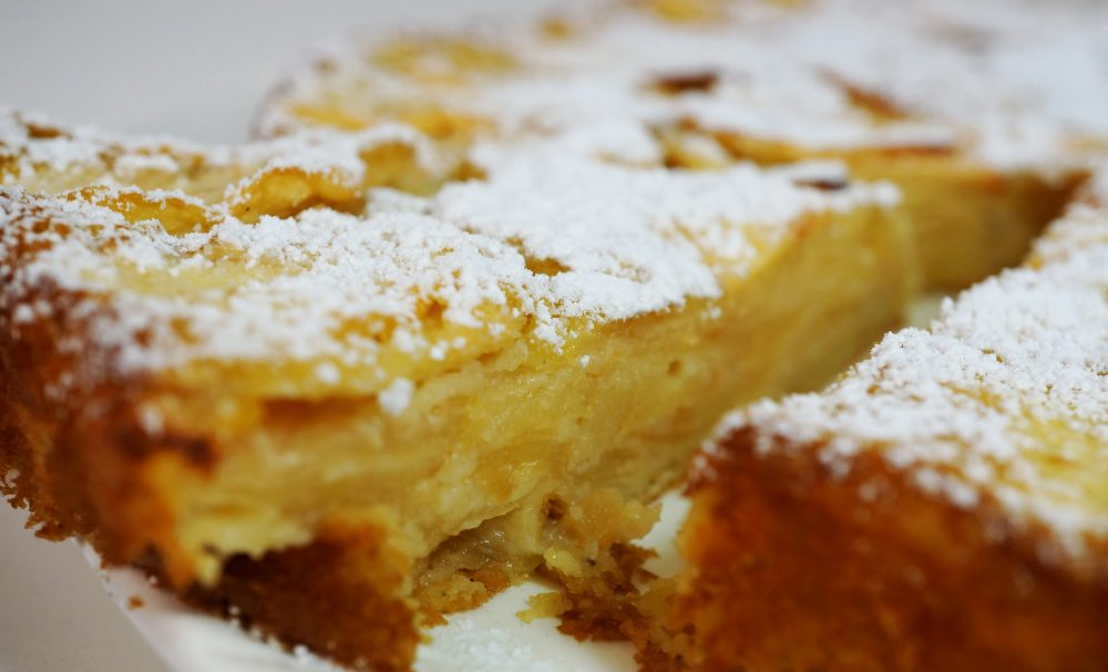 Apfel-Vanille-Kuchen – derSuperkuchen!