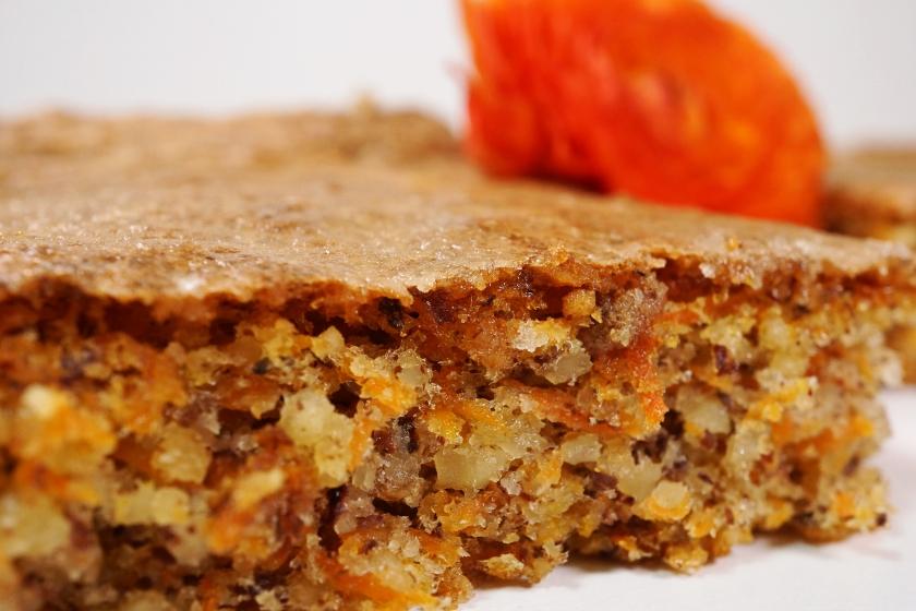 Möhrenkuchen Carrot cake DSC05286a.JPG
