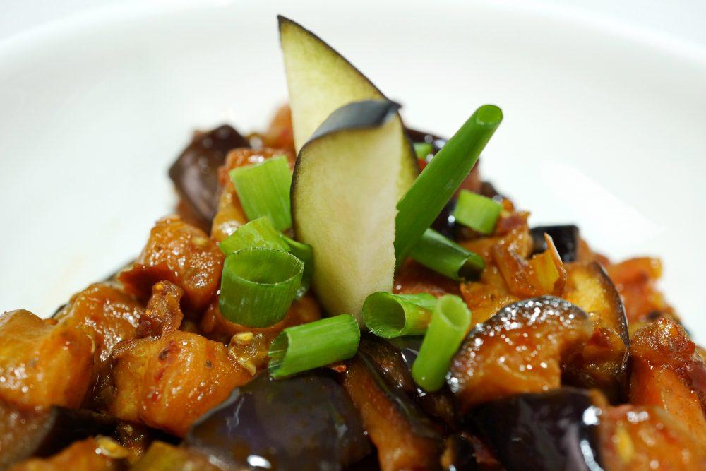 Mapo Eggplant – Auberginen auf SzechuanArt