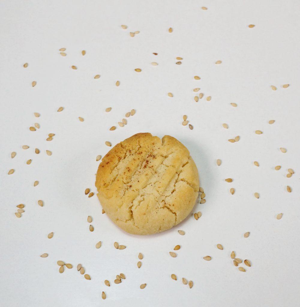 Sesam-Kekse – Tahini-Plaetzchen nach YotamOttolenghi