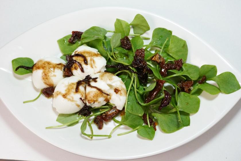 Postelein Salat coconutcucumber.com DSC02209a